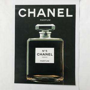 Other - Chanel No 5 Perfume Wall Art Decor Fashion Print